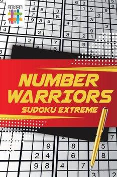 Number Warriors   Sudoku Extreme (paperback)