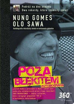 Nuno Gomes. Poza błękitem. Autobiografia