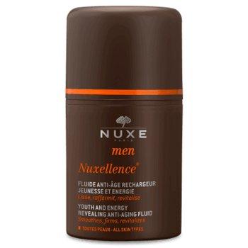 Nuxe, Men Nuxellence, krem przeciwstarzeniowy dla mężczyzn, 50 ml-Nuxe