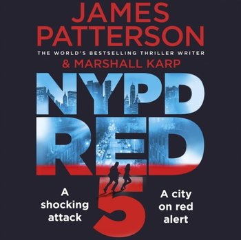 NYPD Red 5-Patterson James