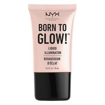 NYX, Born To Glow, rozświetlacz do twarzy, 18 ml-NYX