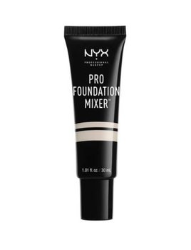 NYX, Pro Foundation Mixer, płynny pigment do podkładu PFM01 Opalescent, 30 ml - NYX