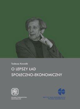 O lepszy ład społeczno-ekonomiczny                      (ebook)