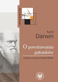 O powstawaniu gatunków drogą doboru naturalnego-Darwin Karol