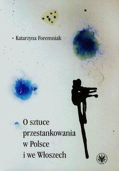 O sztuce przestankowania w Polsce i we Włoszech-Foremniak Katarzyna