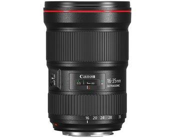 Obiektyw CANON EF, 16-35 mm, f/2.8, L III USM, bagnet Canon-Canon