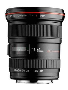 Obiektyw CANON EF-S 17-40 mm, f/4.0, L USM, bagnet Canon-Canon