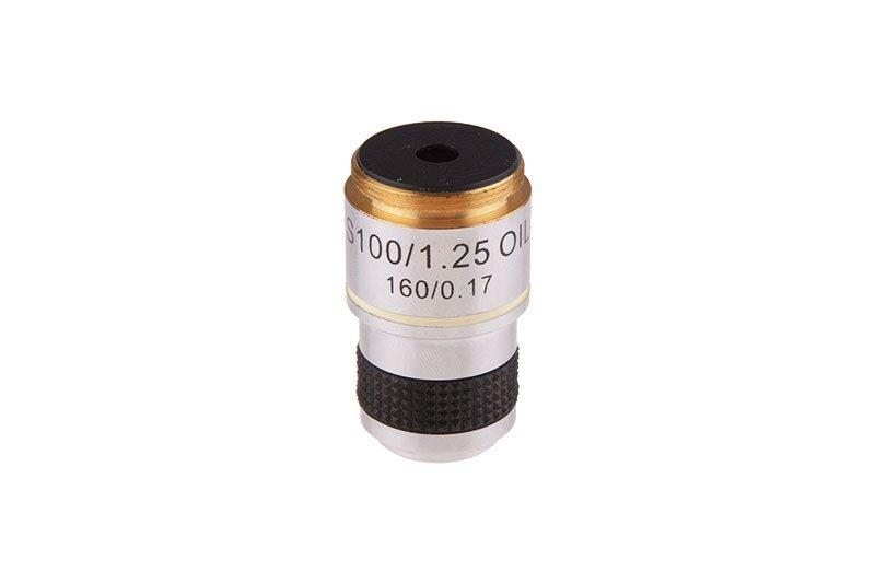 Obiektyw do mikroskopu - 100X (20mm)