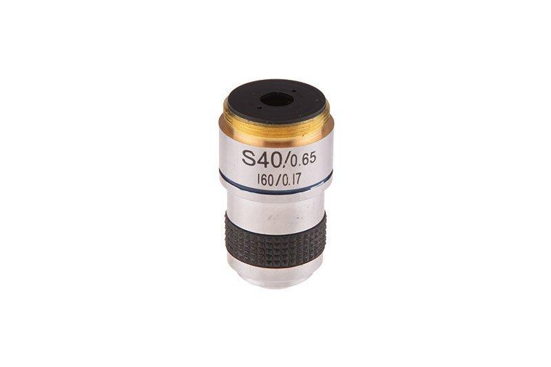 Obiektyw do mikroskopu - 40X (20mm)