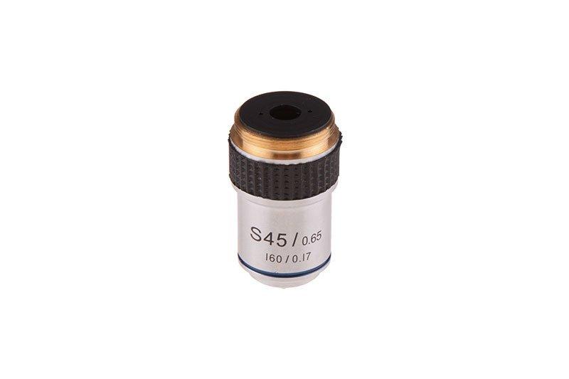 Obiektyw do mikroskopu - 45X (20mm)
