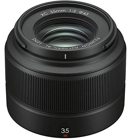 Obiektyw Fujifilm XC35mmF2