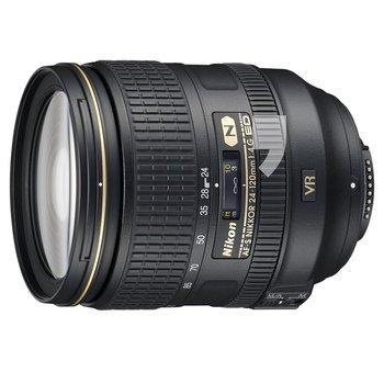Obiektyw NIKON 24-120 mm, f/4, G ED AF-S VR, bagnet Nikon-Nikon