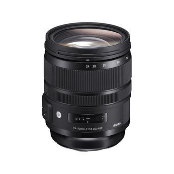 Obiektyw SIGMA 24-70 mm f/2.8 DG OS HSM ART-Sigma