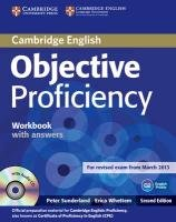 Objective Proficiency Workbook with Answers with Audio CD-Sunderland Peter