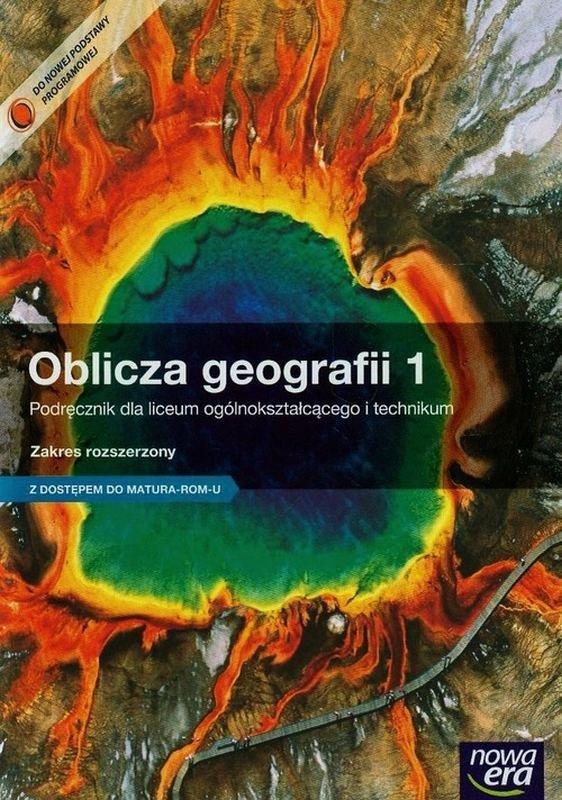 podręcznik do geografii liceum rozszerzony