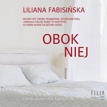 Obok niej-Fabisińska Liliana