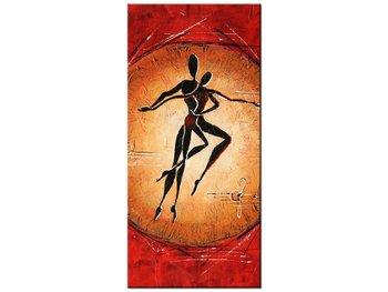 Obraz Afrykański taniec, 55x115 cm-Oobrazy