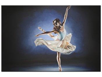 Obraz Baletnica w tańcu, 120x80 cm-Oobrazy