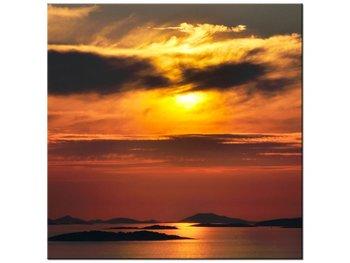 Obraz Chorwackie słońce, 30x30 cm-Oobrazy