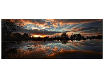 Obraz Dobre perspektywy - Feans, 100x40 cm-Oobrazy
