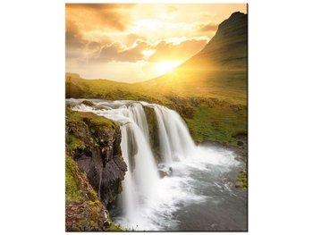 Obraz Islandzki krajobraz, 40x50 cm-Oobrazy