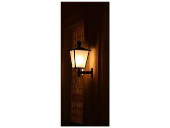 Obraz, Lampy ścienne, 40x100 cm-Oobrazy