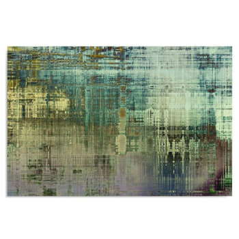 Obraz na płótnie, Abstrakcja 1, 50x40 cm-Caro
