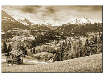 Obraz, Piękny krajobraz, 120x80 cm-Oobrazy