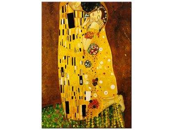 Obraz, Pocałunek wg Gustav Klimt, 50x70 cm-Oobrazy