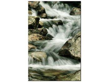 Obraz Rwący potok w Tatrach, 20x30 cm-Oobrazy