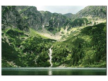 Obraz Tatry - Morskie Oko, 30x20 cm-Oobrazy