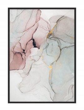 Obraz w ramie czarnej E-DRUK, Marmur, 53x73 cm, P1767-e-druk