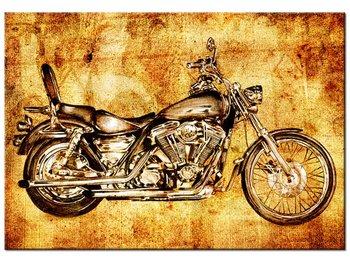 Obraz Zabytkowy motocykl, 100x70 cm-Oobrazy