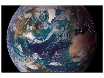 Obraz Ziemia - NASA, 30x20 cm-Oobrazy