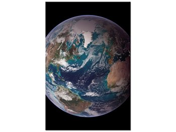 Obraz Ziemia - NASA, 40x60 cm-Oobrazy