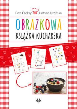 Obrazkowa książka kucharska-Oleksy Ewa