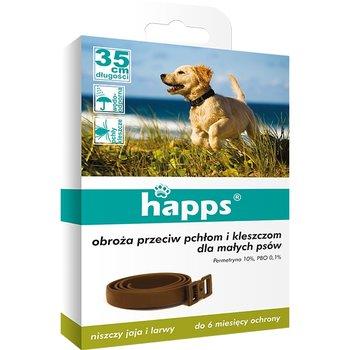 06c36c80a4d7 Obroża na pchły i kleszcze dla małych psów BROS HAPPS