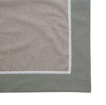 Obrus ALTOMDESIGN, oliwkowy, 80x80 cm-Altom