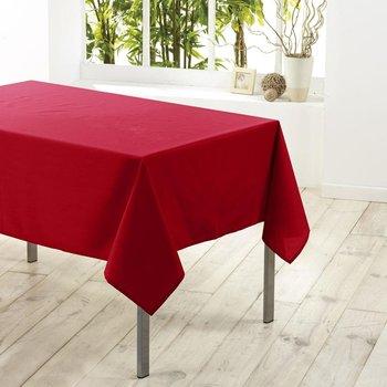 Obrus na stół ESSENTIEL 140 x 200 cm, kolor czerwony-Douceur d'intérieur
