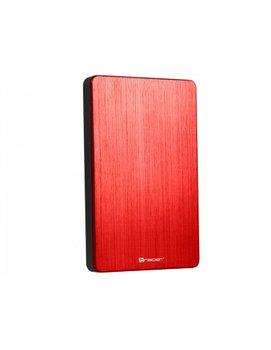 Obudowa HDD TRACER USB 3.0 HDD 2.5'' SATA 724 AL RED-Tracer