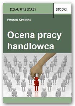 Ocena pracy handlowca                      (ebook)