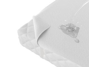 Ochraniacz na materac ŚPIJZDROWO, biały, 90x190 cm-ŚpijZdrowo
