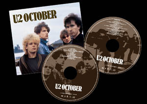 October Remastered Deluxe Edition - U2