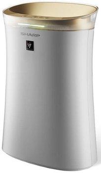 Oczyszczacz powietrza SHARP UA-PG50E-W, biały, filtr HEPA-Sharp