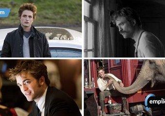 Od bladego wampira do kultowego Batmana. Dziś urodziny Roberta Pattinsona