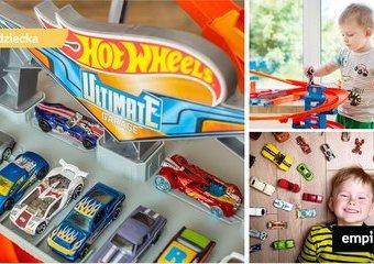 5 zestawów Hot Wheels, które sprawdzą się na początek przygody!
