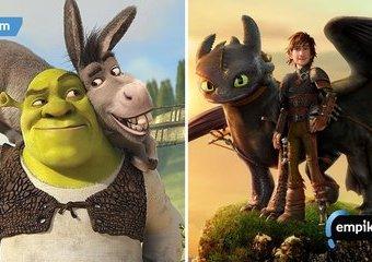 """Od """"Shreka"""" do """"Jak wytresować smoka"""", czyli największe hity DreamWorks, które trzeba znać!"""