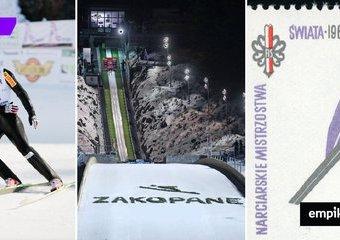 Od skoczni z patyków do Małyszomanii i złotych medali, czyli krótka historia skoków narciarskich