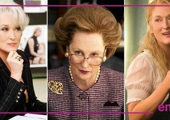 Od żelaznej damy do kiczu na greckich plażach, czyli najlepsze role Meryl Streep