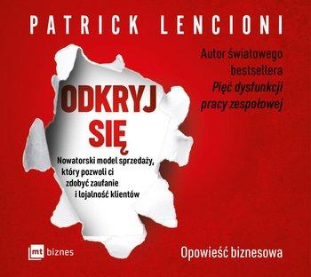 Odkryj się-Lencioni Patrick
